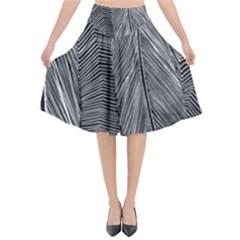 E217c5e771bba9ed2961bac83cb4ff7a Flared Midi Skirt by Nsglobal