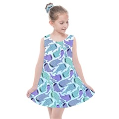 Whale Sharks Kids  Summer Dress