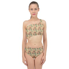 Fox Spliced Up Two Piece Swimsuit