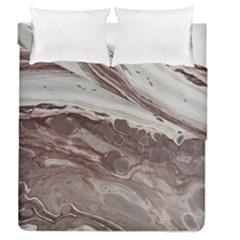 Mud Duvet Cover Double Side (queen Size) by WILLBIRDWELL