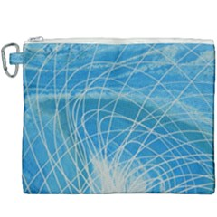 Neutron Canvas Cosmetic Bag (xxxl) by WILLBIRDWELL