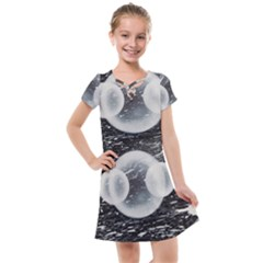 Yang Kids  Cross Web Dress