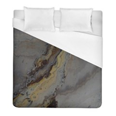 Gold Seam Duvet Cover (full/ Double Size) by WILLBIRDWELL