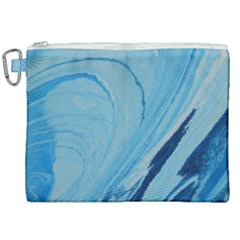 Spiral Canvas Cosmetic Bag (xxl) by WILLBIRDWELL