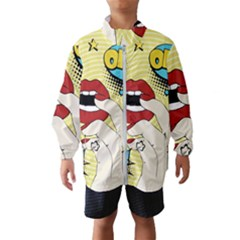 Pop Art   Windbreaker (kids)