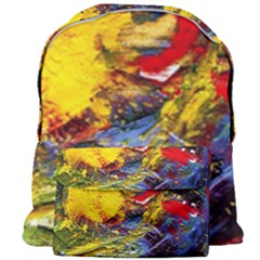 Yellow Chik 3 Giant Full Print Backpack