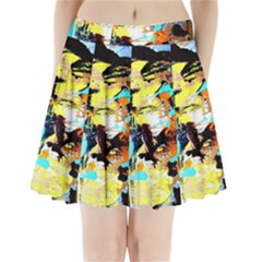 Fragrance Of Kenia 6 Pleated Mini Skirt