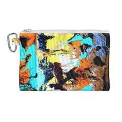 Fragrance Of Kenia 6 Canvas Cosmetic Bag (large) by bestdesignintheworld