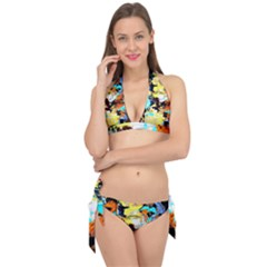 Fragrance Of Kenia 6 Tie It Up Bikini Set