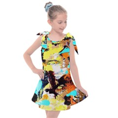 Fragrance Of Kenia 6 Kids  Tie Up Tunic Dress