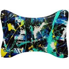 Brain Reflections 6 Seat Head Rest Cushion by bestdesignintheworld