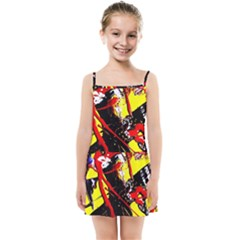 Cry About My Haircut 8 Kids Summer Sun Dress by bestdesignintheworld