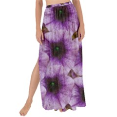 The Sky Is Not The Limit For Beautiful Big Flowers Maxi Chiffon Tie Up Sarong