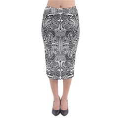 Please Thank You Midi Pencil Skirt by MRTACPANS