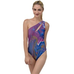 Blink To One Side Swimsuit