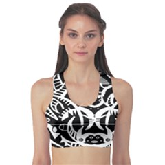 Braided Scotch 25 Years Sports Bra