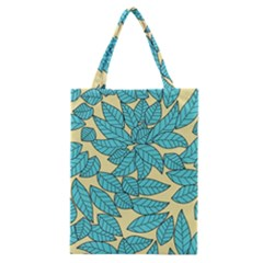 Leaves Dried Leaves Stamping Classic Tote Bag by Sapixe