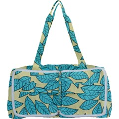 Leaves Dried Leaves Stamping Multi Function Bag