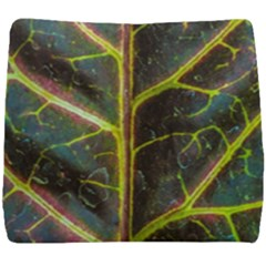 Leaf Abstract Nature Design Plant Seat Cushion