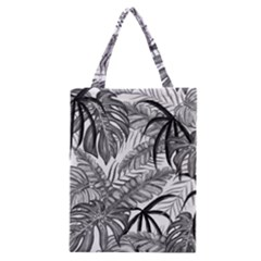 Drawing Leaves Nature Picture Classic Tote Bag by Sapixe