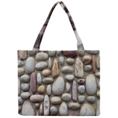 The Stones Facade Wall Building Mini Tote Bag