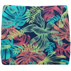 Leaves Tropical Picture Plant Seat Cushion by Sapixe