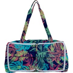 Leaves Tropical Picture Plant Multi Function Bag