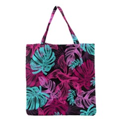 Leaves Drawing Reason Pattern Grocery Tote Bag