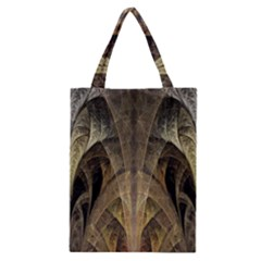 Fractal Art Graphic Design Image Classic Tote Bag by Sapixe