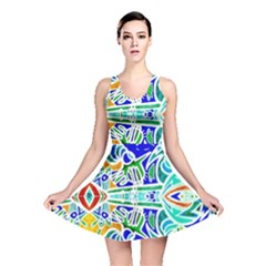 Its Not Fair Reversible Skater Dress