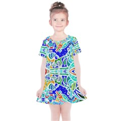 Its Not Fair Kids  Simple Cotton Dress
