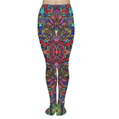 Color Maze Of Minds Tights