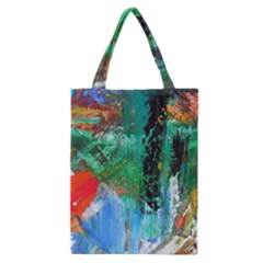 Garden  3 Classic Tote Bag