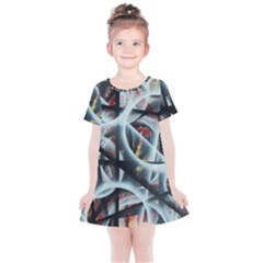 Oversight Kids  Simple Cotton Dress