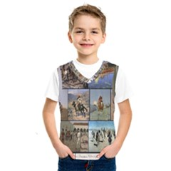 Frederic Remington Kids  Sportswear