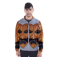 Mask India South Culture Windbreaker (men)