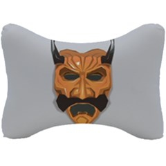 Mask India South Culture Seat Head Rest Cushion