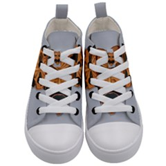 Mask India South Culture Kid s Mid Top Canvas Sneakers