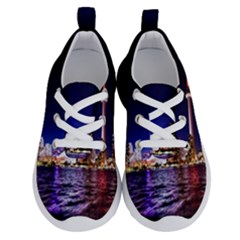 Toronto City Cn Tower Skydome Running Shoes by Samandel
