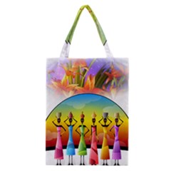 African American Women Classic Tote Bag by AlteredStates