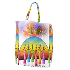 African American Women Giant Grocery Tote by AlteredStates