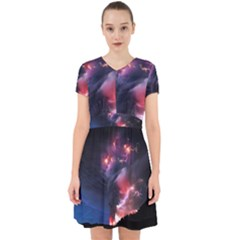 Volcano Lightning Wallpapers Flash Strom Adorable In Chiffon Dress
