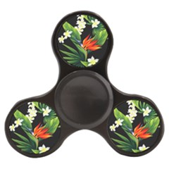 Frangipani Flower Finger Spinner by AnjaniArt