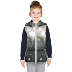 Hurricane Kid s Hooded Puffer Vest