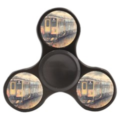 Manipulation Ghost Train Painting Finger Spinner by AnjaniArt