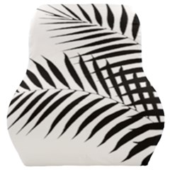 Palm Leaves Car Seat Back Cushion