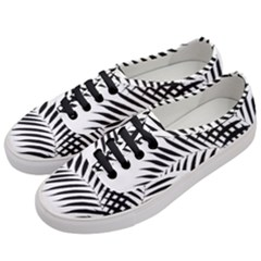 Palm Leaves Women s Classic Low Top Sneakers by AnjaniArt