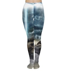 Space Galaxy Hole Tights