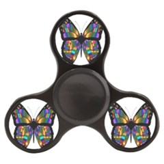 Abstract Animal Art Butterfly Finger Spinner by Samandel