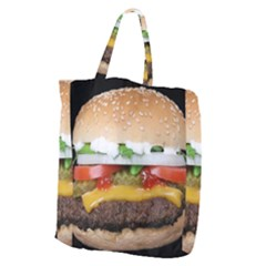 Abstract Barbeque Bbq Beauty Beef Giant Grocery Tote by Samandel